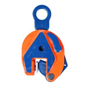 Crosby IP10 Vertical Lifting Clamp with fixed hoisting eye